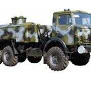 Автотопливозаправщик КамАЗ - 4310-8,3 фото