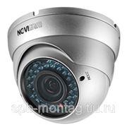 NOVICAM W93ER - Видеокамера цветная погодозащищённая купольная антивандальная высокого разрешения фото