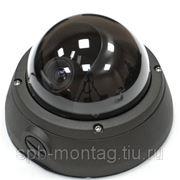 Spezvision VC-HT370CD/N VT2XW - Видеокамера цветная антивандальная с вариофокальным объективом фото