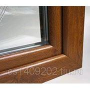 Окна с ламинацией фото