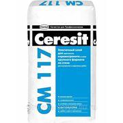 Церезит CM117 Клей универсальный для плитки (25кг) 792213 фото