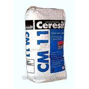 Церезит CM11 Клей для тонкослойного крепления плитки для внутр/наруж работ (5кг) 792214 фото