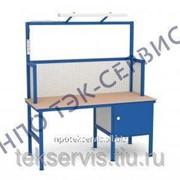 Стол слесаря-ремонтника РМСР-4, аналог ССР-04 фото