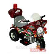 Электромотоцикл GB9886 Красный фото