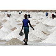 Песчано-соляная смесь 50%, навал фото
