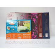 Упаковка для постельных принадлежностей. фото