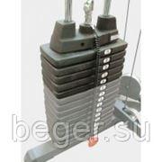 Весовой стек Body Solid SP50 фото