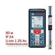 Дальномер лазерный BOSCH GLM80 Professional+ шина R60