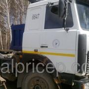 Седельный тягач МАЗ Б\У 642208 2006г мотор 400 л.с КПП 12ст фото