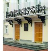 Литьё Балконы фото