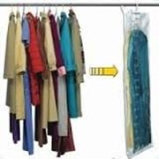 Вакуумные пакеты для хранения одежды 11шт.+3шт. с вешалкой фото