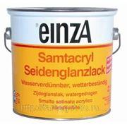 EinzA Samtacryl (0,25 л.) Желтый яркий RAL 1021 фото