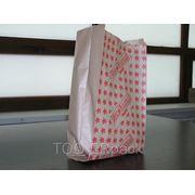 Бумажный пакет для выпечки фото