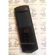 Телефон Vertu Signature s Design ultimate black DLC Ceramic 86729 фото