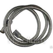 Шланг для смесителя метал. 2-й замок 150 см имп./имп. (втулка ЛАТУНЬ) фото
