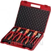 Шестигранные ключи Knipex Шестигранник, для крепежа с внутренним шестигранником 984906 фото