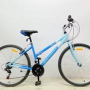 Велосипед Gravity Женский: AURORA LADY Синий фото