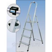 Лестницы-стремянки алюминиевые полупрофессиональные Krause SOLIDY 8 арт.120052 фото