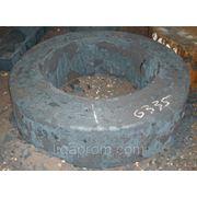 Поковка-кольцо 38Х2Н2МА (раскатное кольцо) Ф470-790