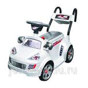 Электромобиль - Mini Porshe YJ126 (серый)