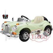 Электромобиль TjaGo - Bentley-S2 (мятный крем) (арт.218YJ)