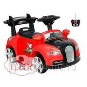 Электромобиль - Mini Bugatti VC101 (красный)