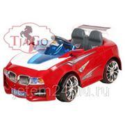 Электромобиль TjaGo - BMW--Solar-System (красный) (арт.218SX)