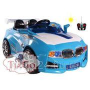 Электромобиль TjaGo - BMW--Solar-System (голубой) (арт.218SX)