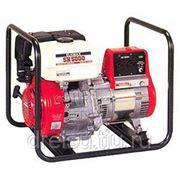 Бензиновые генераторы Sawafuji Elemax SH5000-RA фото
