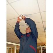 Обслуживание систем пожарной сигнализации фото