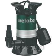 Погружные насосы Metabo PS 7500 S фото