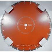 GROST Диск по бетону для швонарезчика D500 мм (500*25,4*4.2*10) фото