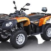 Квадроцикл Stels ATV 700D 4x4 фото
