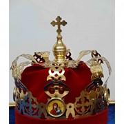 Корона венчальная фото