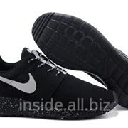 Кроссовки Nike Roshe Run Oreo 39 фото