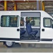 Микроавтобус Fiat Ducato Комби 8+1 фото
