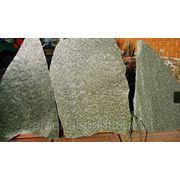 Облицовочный камень Златалит для стен, фасадов, цоколей и т.д. (тощина 10-5 мм, размер от 300 до 500мм) фото