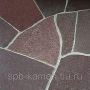 Облицовочный камень лемезит, толщина 2 - 2,5 см фото
