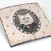 Часы Кот фото