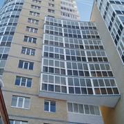 Раздвижные балконы-купе фото
