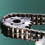 Цепи приводные (роликовые, втулочные, конвейерные, пластинчатые) фото