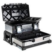 """Ящики, сумки и пояса для инструмента Stanley профессиональный двухсекционный металлопластмассовый гальванизированный 20"""" 1-95-830 фото"""
