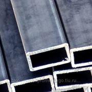 Труба профильная холоднокатаная фото