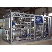 Установка утилизации попутного нефтяного газа