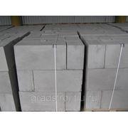Пенобетонные блоки (пеноблоки) D500, D600, D700, D800 фото