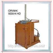 Пресс Orwak 5030 NHD для опасных отходов фото