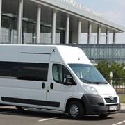Заказ микроавтобуса Мытищи