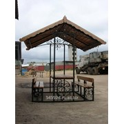 Мебель кованая уличная, арт. 864156 фото