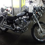 Мотоцикл чоппер No. B5639 Yamaha VIRAGO 400 фото