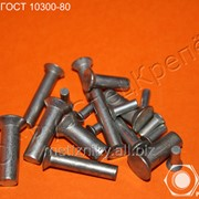 Заклепки авиационные из алюминия АД1 фото